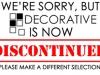 decodiscontinued