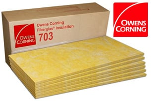 Owens-Corning Acoustic Insulation