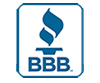 Better Business Bureau Accredited Business A+ Rated