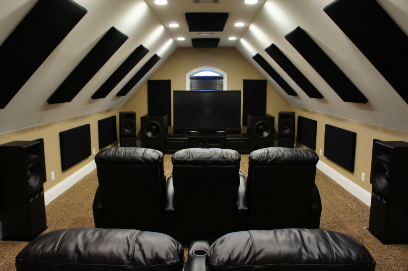 Acoustimac Knowledge Center Home Theater Acoustics