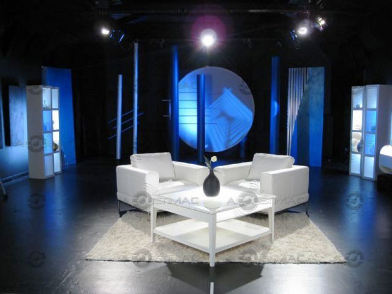 Acoustimac Knowledge Center Television Broadcast Studio